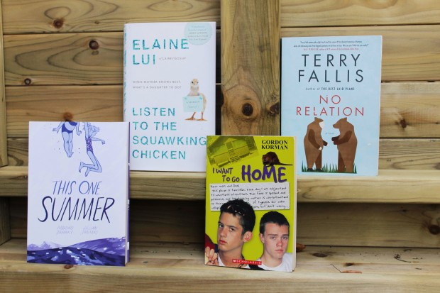 10 Great Canadian Reads This One Summer Listen to the Squawking Chicken No Relation I Want to Go Home
