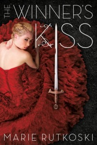 The Winner's Kiss Hardcover Final Cover Red Dress One More Page Blog