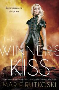The Winner's Kiss New Cover Paperback One More Page Blog